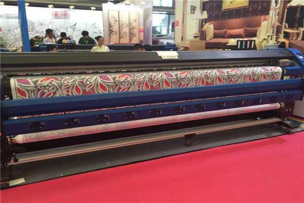 New design direct to fabric cloth banner printing 2 5m dye
