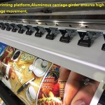 3.2m eco solvent printing machine for advertising for sale