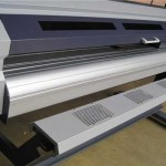 Best selling 1.6 m WER ES160, eco solvent pvc sticker printing machine for sale
