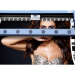 a3 size desktop type 5 pieces Ricoh heads uv flatbed printer  in Canberra