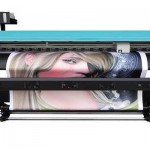 1.8m rioch head eco solvent printer for sale