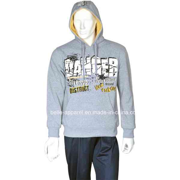 Men s Fashion Printed Fleece Sweatshirts72