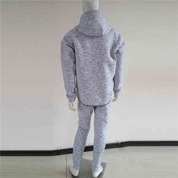 Thick Polyester Rayon Custom Gym Mens Tracksuit784
