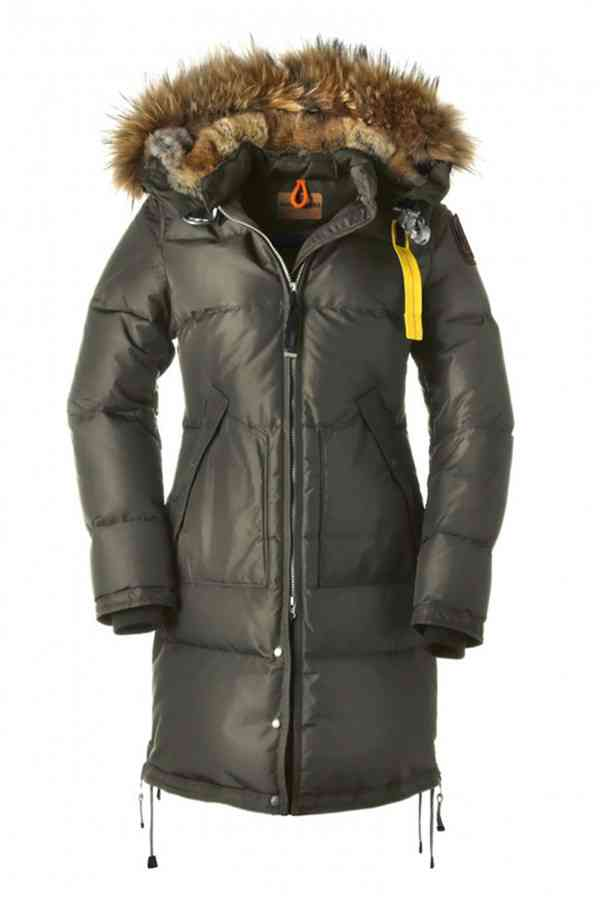 Women Fashion Long Padded Jackets397