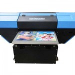 a3 size desktop type 5 pieces Ricoh heads uv flatbed printer  in New Zealand