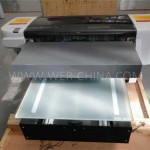 2016 Perfect design printing size a3 329-600mm WER-E2000UV,uv printer a3  in Auckland