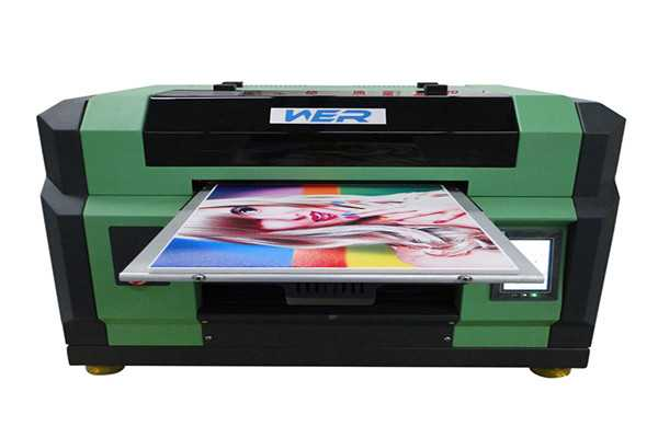 2016 Top selling glass printing A3 WER-E2000UV,uv printer  in New Zealand