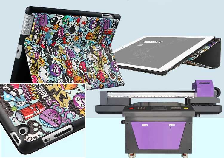 Perfect performance a3 WER E2000UV digital glass printing machine  in Adelaide