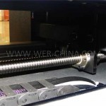 Stable performance A2 WER-EH4880UV 1440 dpi resolution,a2 small uv led flatbed printer  in Adelaide