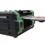 Reasonable price a3 size WER E2000UV small uv led flatbed printer for color label printing machine  in Adelaide