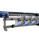 GH2220 1.8 m eco solvent printer for sale