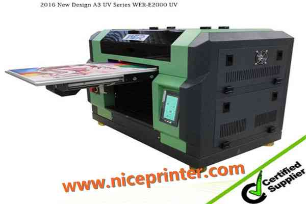 Hot selling CE approved a3 WER E2000UV1406
