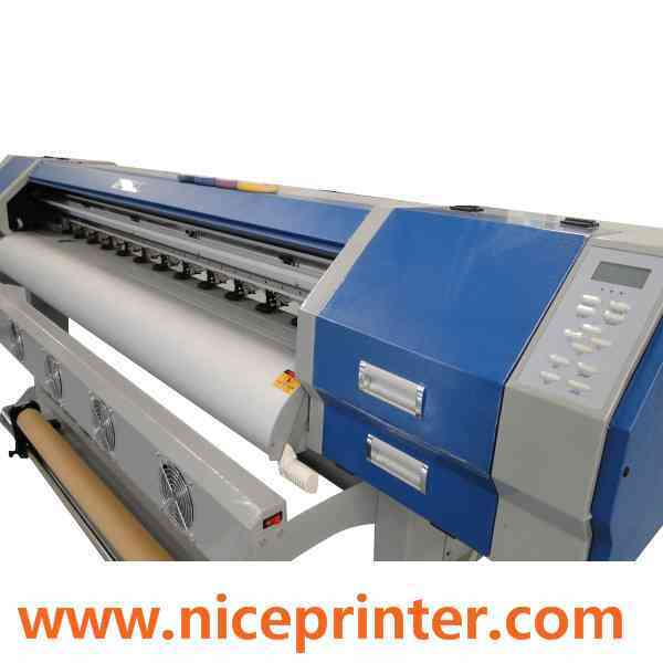 China Large Format 3.2m Indoor Eco Solvent Printer  for sale