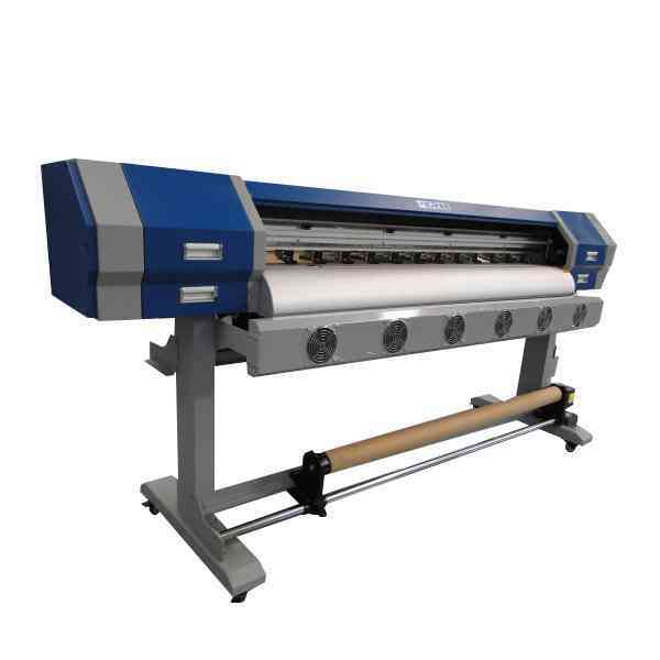 China High Speed 3.2m PVC Vinyl Inkjet Printer  for sale