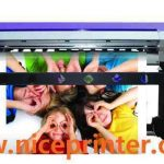 Popular 1.6m eco solvent printer WER-ES160, 1.6m eco solvent printer for sale