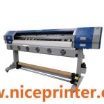 Popular pvc 2.5m WER ES2502I vinyl printing machines,eco solvent inkjet printer for sale