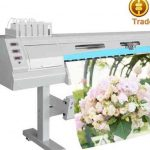 Cheap 2.5m WER-ES2502 eco solvent printer with DX5 print head printer for pop up banner for sale