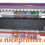 hot sale 1.8 m WER ES1802 ,eco solvent printer with dx5 head for sale
