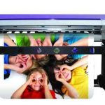 China 3.2m Two Dx5 Head Eco Solvent Printer, Indoor Equipment  for sale