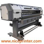 China High Speed 1.6m Vinyl Sticker Printing Machine  for sale