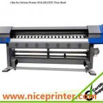 cheap price 1.6m eco solvent mesh printing machine for sale