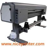high quality with Hiwin linear (DX5 head,1440dpi) WER-ES160, canvas printing machine for sale