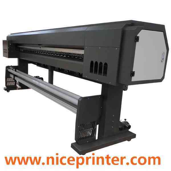 China 10feet Flex Banner Printing Machine for Outdoor and Indoor Materials  for sale