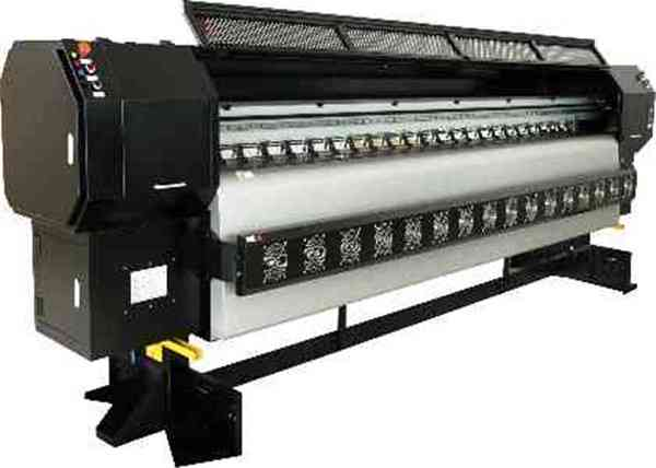 Hot selling 1.8m 1 or 2 pcs DX5 heads 1440dpi WER-ES1802&WER-ES1801, plotter printer for sale