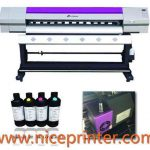China Wer-Es160 CE ISO Approved Best Price Dx5 Small Eco Solvent Printer  for sale