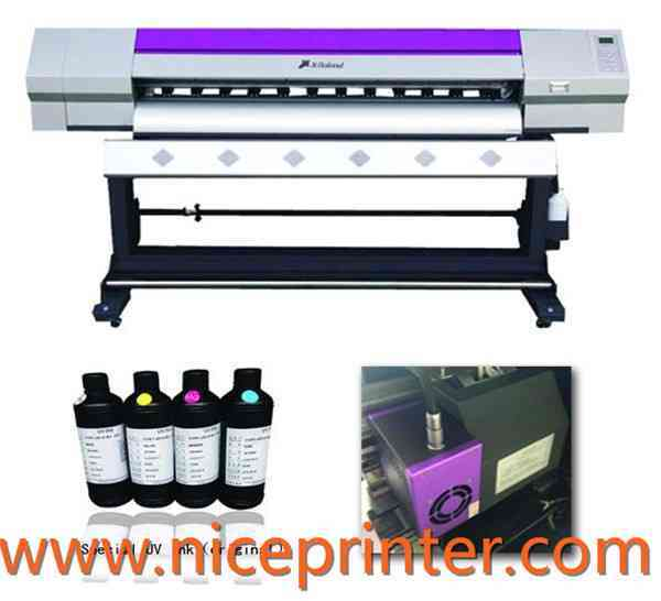 China Wer Hot Selling Ricoh Gh2220 Auto-Cleaning 3.2m Eco Solvent Printer  for sale