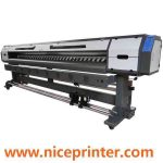 China 1.6m Digital Poster Printing Machine (WER-ES160) Eco Solvent Printer  for sale