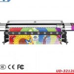 best selling 3.2 m WER ES3202I dual DX7 print head, eco solvent printer for sale
