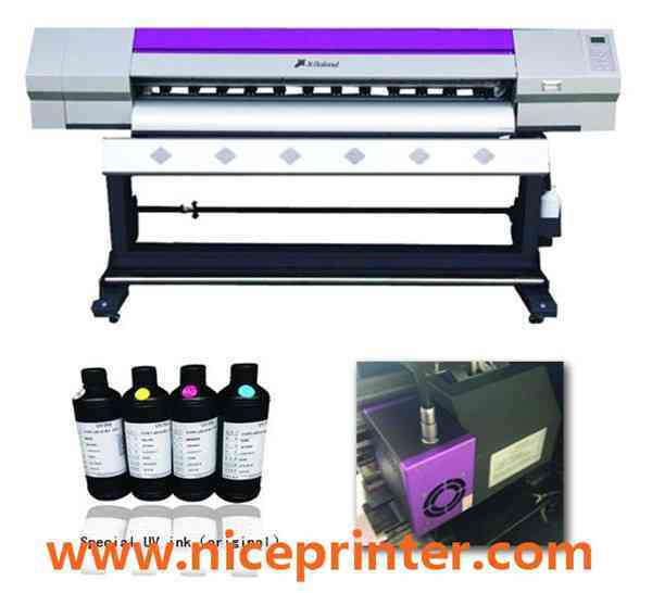 Xeda Eco Solvent Printer In Germany Shanghai Wer China