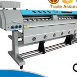 Top selling 3.2m with 2 dx5 heads WER-ES3202, eco solvent digital printer for sale
