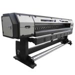 2016 New product 3.2m Ricoh head eco solvent printer WER-R3208 for sale