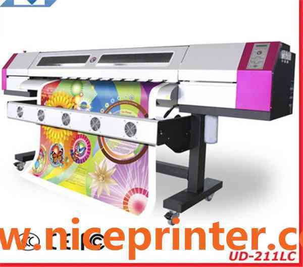 popular 1.8m with DX5 1440dpi print heads WER-ES1801,ecosolvent printer for sale