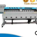 Top selling 1.8m * 2 PCS DX7 1440DPI WER-ES1802I, high resolution printer dx7 head for sale