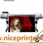 Hot selling 1.52m 64'' WER-ES160, flex banner printer with dx5 head for sale