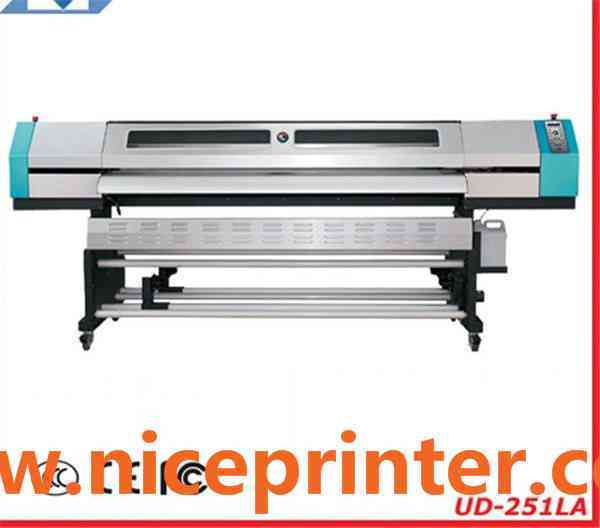 Hot selling 1.52m WER ES160 indoor outdoor DX5, small eco solvent printer for sale
