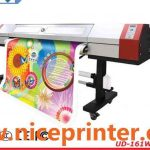 Hot selling 70inches WER-ES1802I large format digital eco solvent printer, digital inkjet printer for sale
