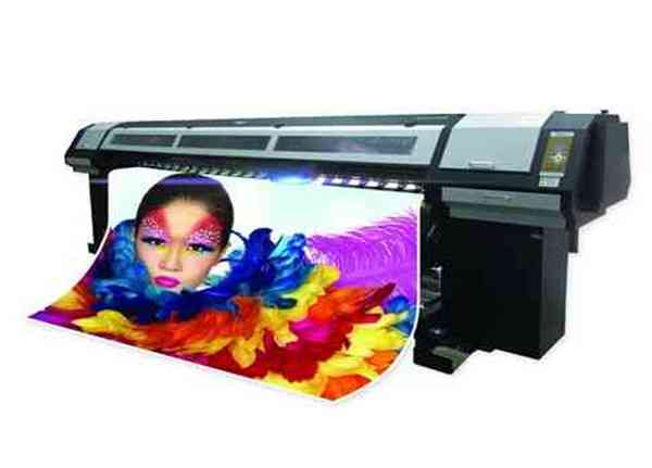 New design 10 feet 3.2 meters WER-ES3202, eco solvent printer with dx5 head for sale