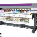 2016 Cheap 2.5m eco solvent printer with DX5 print head printer for beach banner for sale
