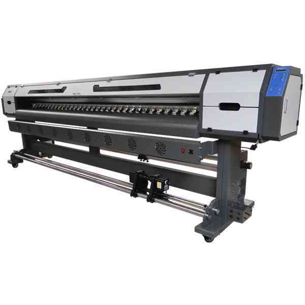 Cheap 1.8m printer with DX5 heads WER-ES1802, eco solvent ,advertising billboard printing machines for sale