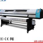Hot selling WER ES1802I eco solvent printing ,1.8m DX7 printer for sale