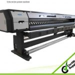 most stable competitive price competitive with RA640 1.6m WER-ES160, dx5 eco solvent printer for sale