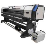top selling single head WER ES1801, 1.8m dx5 eco solvent printer for sale