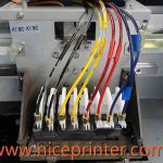 Good price 10 feet Eco Solvent Printer with 8pcs of Ricoh heads for sale