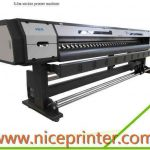 Hot selling 1.8m 2 PCS DX5 1440DPI WER-ES1801&WER-ES1802, digital eco solvent printing machines for sale