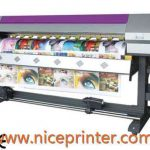 eco solvent flatbed printer WER-ES3202FB for sale
