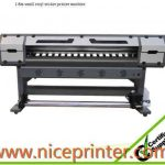 1.8m Economical high speed eco solvent printer for sale